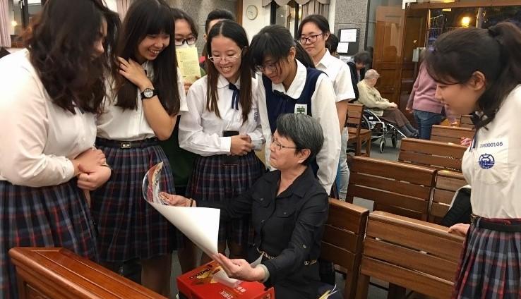 01/17/2020 文藻為9位教職員舉辦榮退感恩彌撒   感謝無私奉獻