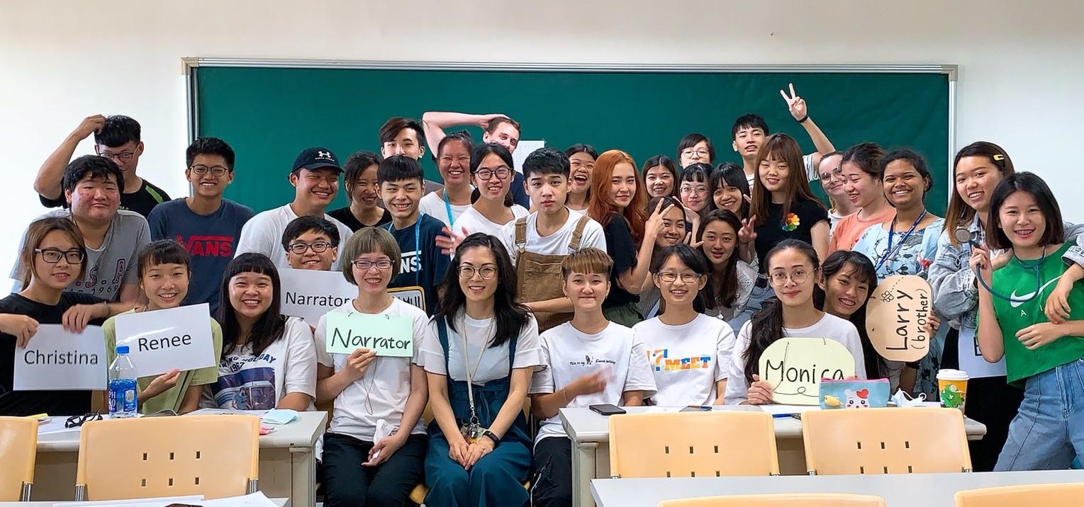 06/24/2020 沒有最強 只有更強<br>英語教學中心期末成果發表,展現學生創意與創新